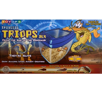 Triops triassic